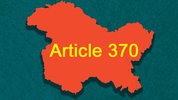 Back in 1964, did you know many Congress MPs had wanted scrapping of Article 370