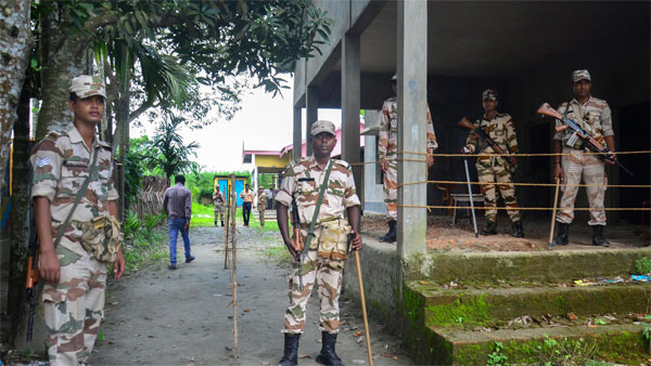 Assam tense ahead of release of final NRC list today