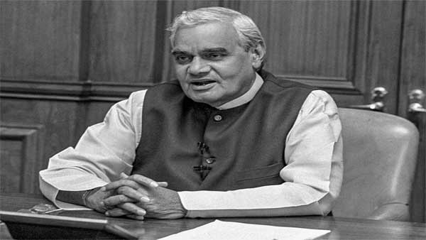 Atal Bihari Vajpayee second death anniversary: Kovind, Modi pay tribute to ex-PM