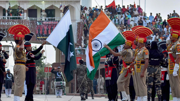No I-Day sweets offered by Pakistan Rangers to BSF at Wagah border