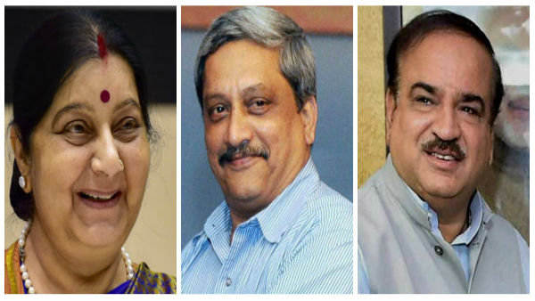 Swaraj, Parrikar, Ananth Kumar: BJP has lost some of its tallest leaders recently