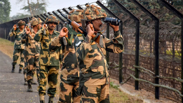 Post Pak drone intrusions, BSF sounds red alert along Line of Control