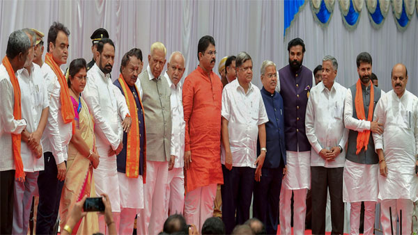 Karnataka Cabinet expansion: BSY's new challenge is to quell dissidence
