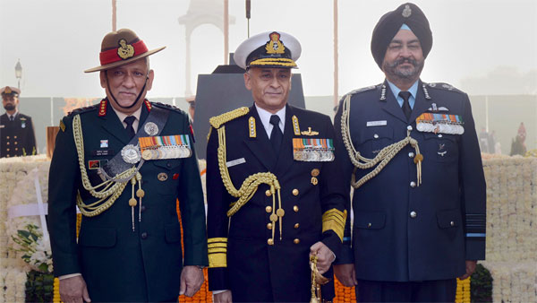 Who will be India's new Chief of Defence Staff