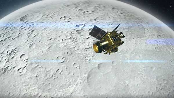Chandrayaan 2: Will enter lunar orbit at 9:30 am on Tuesday