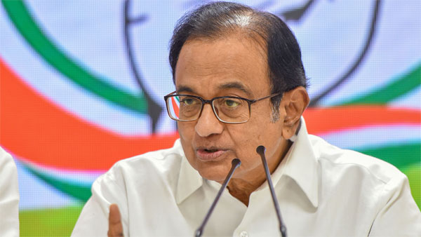 Chidambaram hails Modi's vision on population explosion, wealth creators