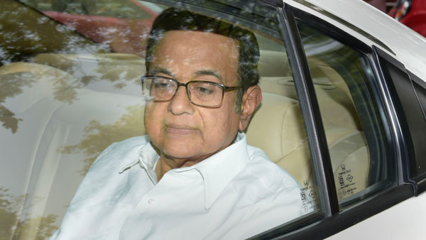 Chidambaram gets 2 hours time to appear before CBI in INX Media case