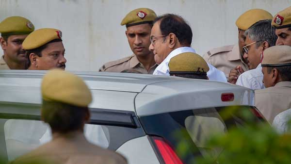 Chidambaram's assets spreads across continents says Enforcement Directorate