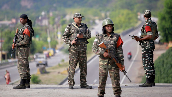 14411: CRPF re-activates its 'madadgar' helpline for Kashmiris in distress