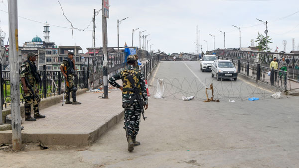 J&K: Curfew to be eased for Friday prayers, Yechury, D Raja detained