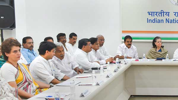 Leadership crisis: Congress Working Committee to find Rahul Gandhi's successor on Aug 10