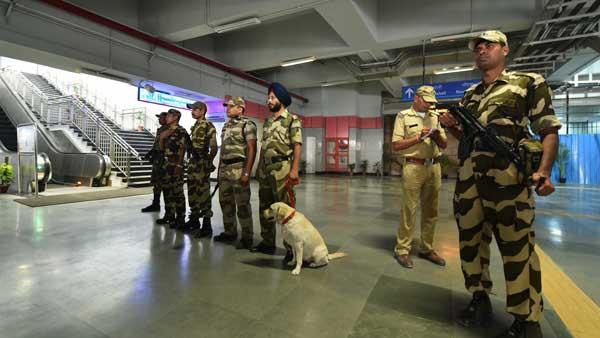 Delhi metro put on high alert ahead of I-Day