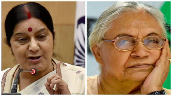 Delhi loses two of its former CMs in span of two weeks