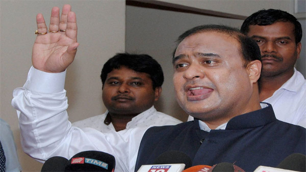 EC bars Himanta Biswa Sarma from campaigning for 48 hours