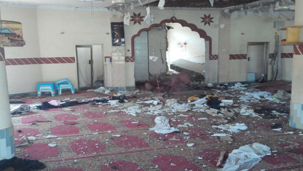 Balochistan: 4 killed, 15 injured after blast in Mosque