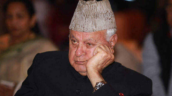 Farooq Abdullah incited youth to pick up arms, propagate secessionist ideology: Govt