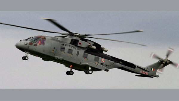 IAF chopper makes precautionary landing in Guj after snag