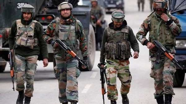 Intense search operation carried out in Kashmir after IB reports presence of terrorists