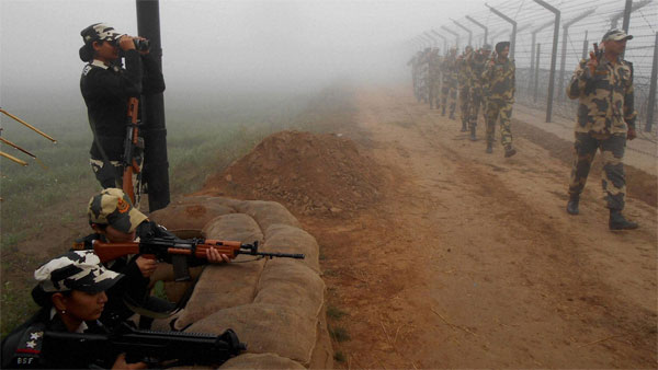 13 Bangladeshi nationals arrested for trying to cross International Border illegally: BSF