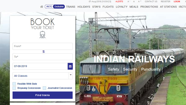 IRCTC updated: Cancellation and Refund Policy 2019 for railway