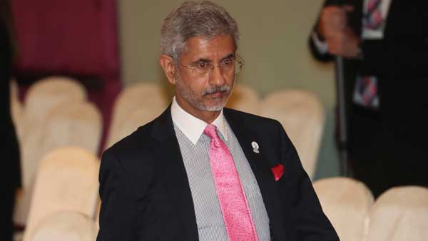 S Jaishankar arrives in Beijing for key talks with Chinese leaders