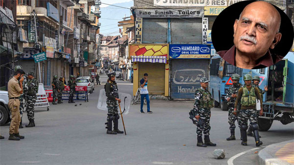 Article 370: Questioning the need for restrictions is foolish, says former R&AW officer