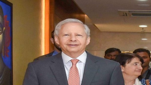 US Ambassador to India Ken Juster