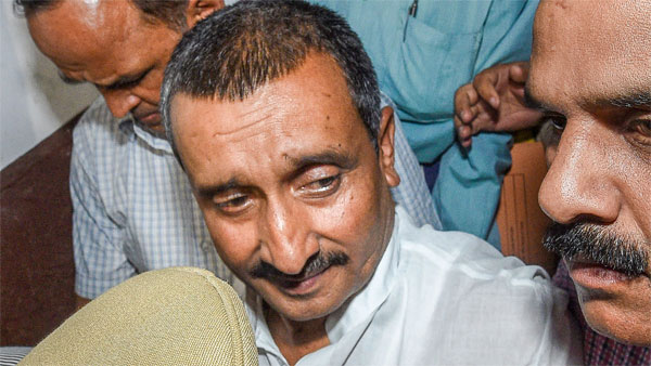 Expelled BJP MLA Kuldeep Sengar