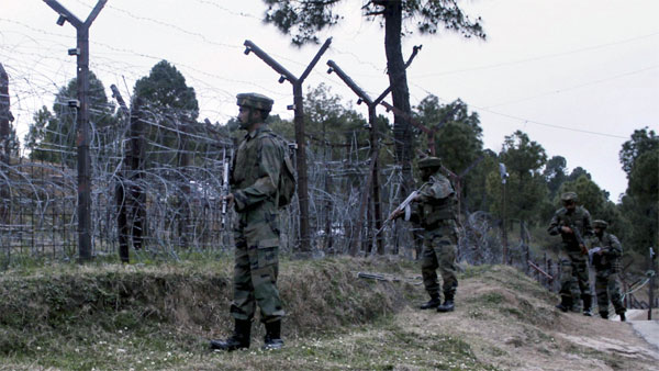 Pak intensifying efforts to increase strength of terrorists along LoC