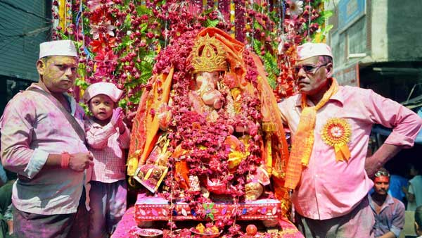 Ganesh Chaturthi 2019 special : Six flowers which Lord Ganesha likes