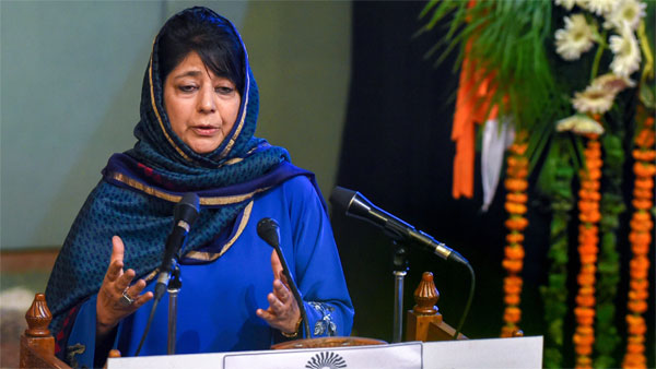 PDP delegation defers meeting with Mehbooba Mufti