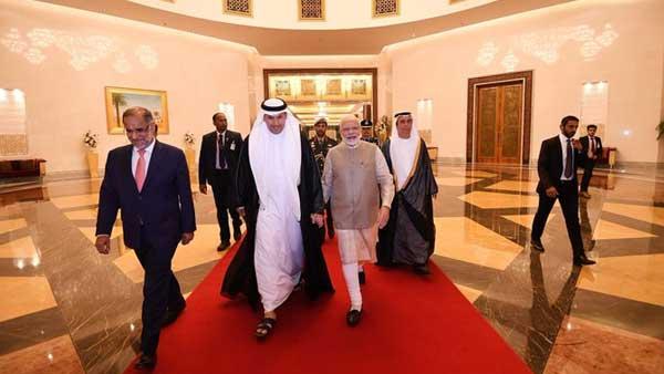 After Kashmir backing, UAE to confer PM Modi with Highest Civilian Award