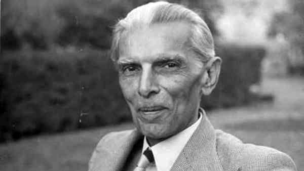 File photo of Mohammad Ali Jinnah