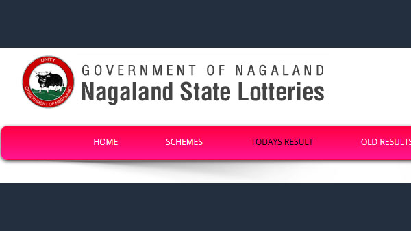 Check winning numbers of Nagaland State Lottery Result
