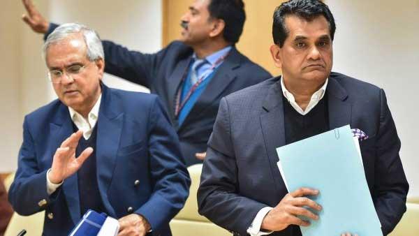 [NITI Aayog VC calls for 'extraordinary' steps to tackle economic slowdown]