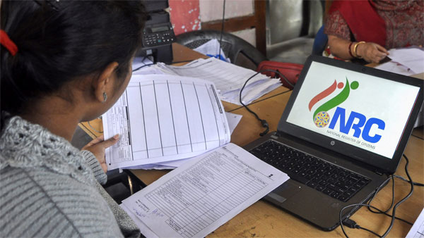 Assam NRC data back online after 10 days: Report