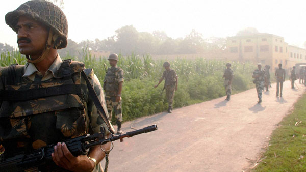 Intruder from Pakistan shot dead by BSF