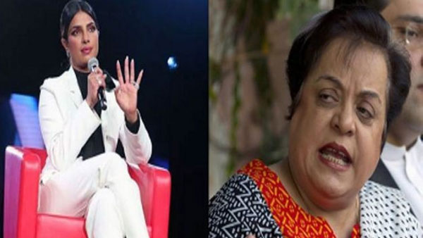 Pak minister writes to UNICEF to remove Priyanka as peace ambassador