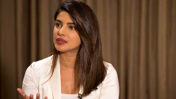 Lack of opportunities is the germ behind cat fight: Priyanka Chopra