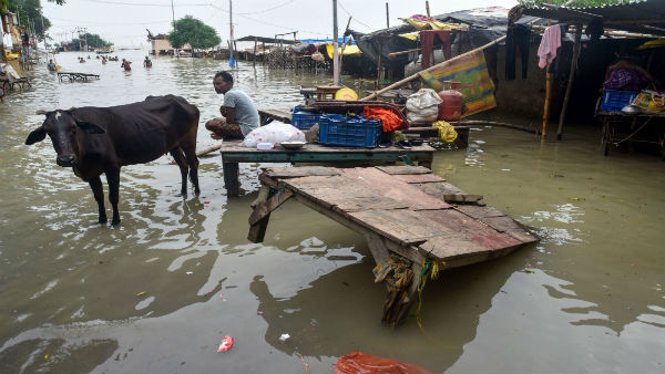 <strong>No fresh spell of rains; flood-like situation continues in Punjab, Haryana</strong>