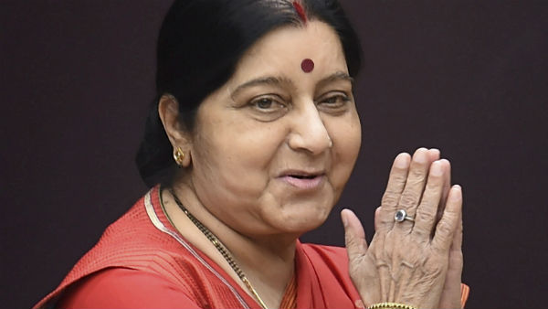 Sushma Swaraj -- A powerful orator, peoples minister and politician of many firsts