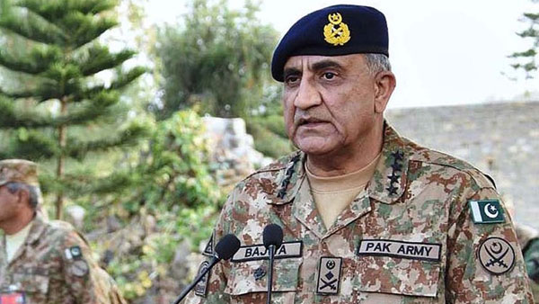 General Bajwa's extension as Pak army chief gets a thumbs up from China