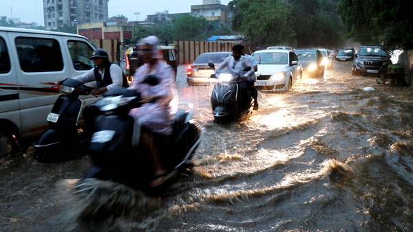 Extremely heavy rains likely in Gujarat, Maharashtra and Goa