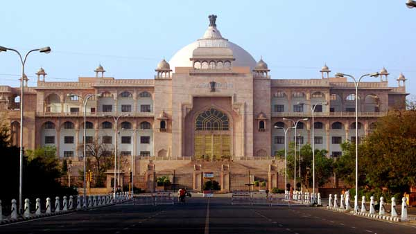 Rajasthan passed Bill: Ex-ministers to pay Rs 10,000 for occupying govt bungalows