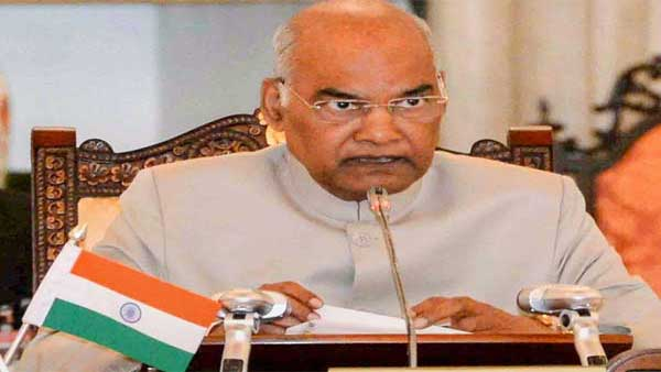President Kovind gives assent to law dividing J&K into 2 Union Territories