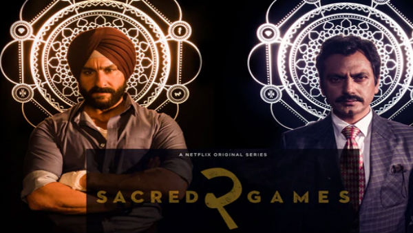 Sacred Games 2 all episodes leaked online by Tamilrockers; Netflix incurs huge loss