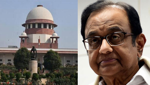 Chidambaram's bail plea in SC posted to Oct 15, notices to CBI, others