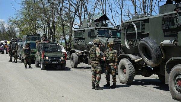 Never been the practise to discuss details of deployment: MHA sources on J&K