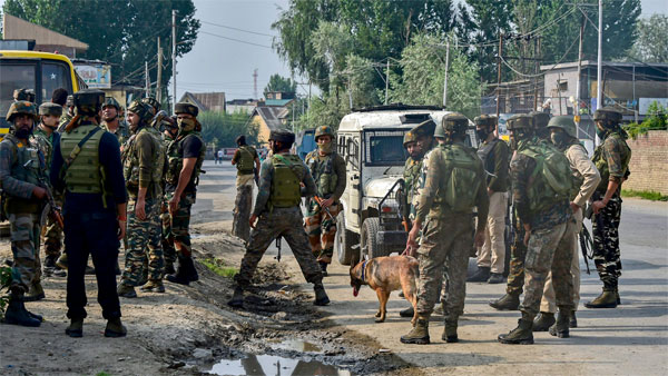 Additional deployment in J&K: Violence levels likely to increase explains top official