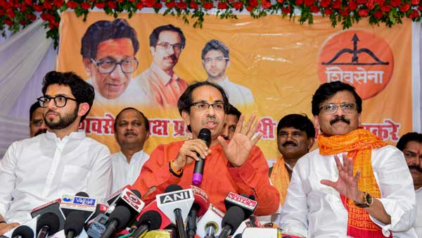 """Today J&K, tommorow Balochistan and PoK"": Shiv Sena on scrapping of Article 370"